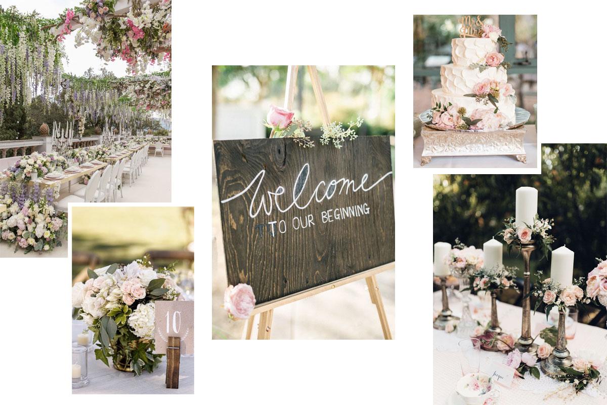 3ad6be41a934 Matrimonio romantico  idee e suggerimenti su come organizzarlo ...